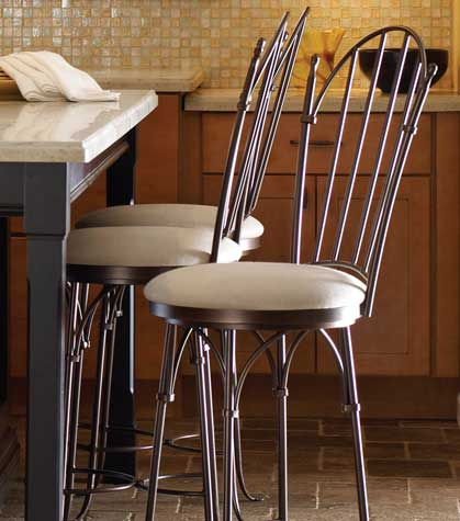 Shop All Wrought Iron Seating From Timeless Wrought Iron.